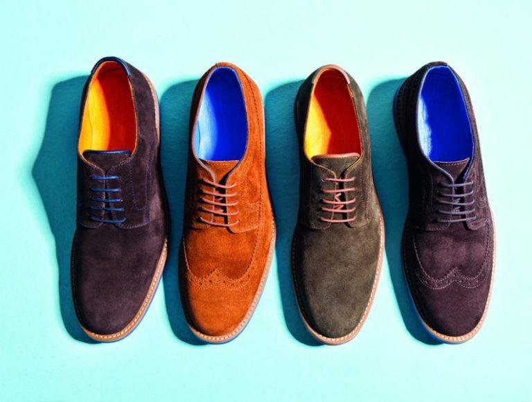 Come pulire le scarpe di camoscio