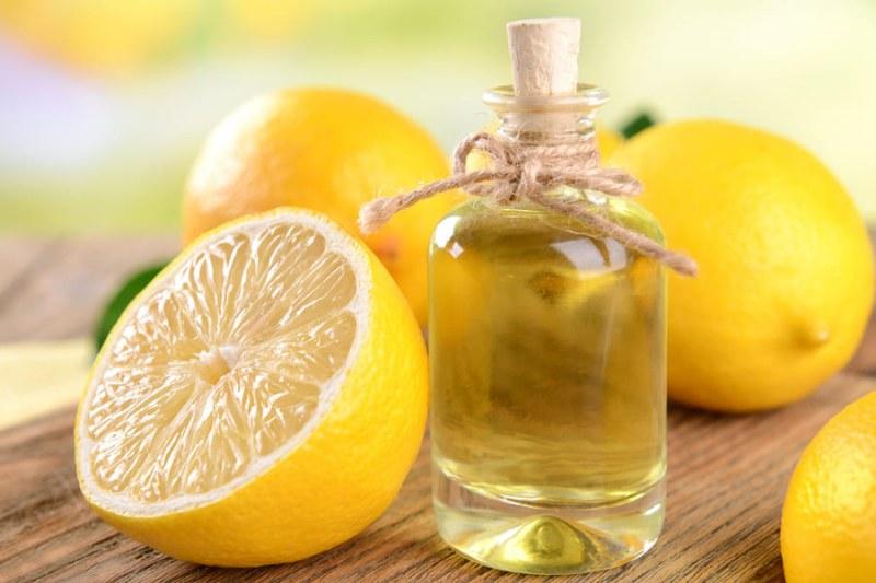 L'olio al limone: le proprietà e gli utilizzi