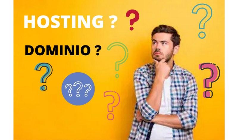 Hosting e Dominio: Cosa Sono e A Cosa Servono