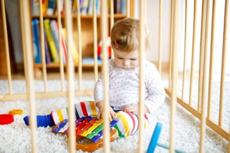A quanti mesi usare la box per bambini ?