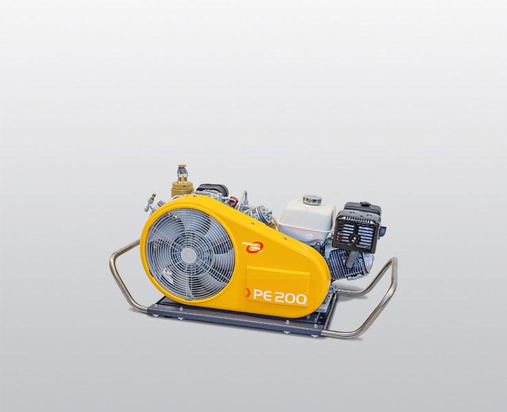 Il Compressore aria respirabile per uso sportivo