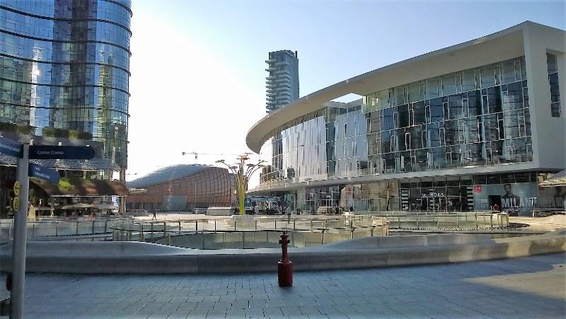 Piazza Gae Aulenti Milano, piano di riqualificazione