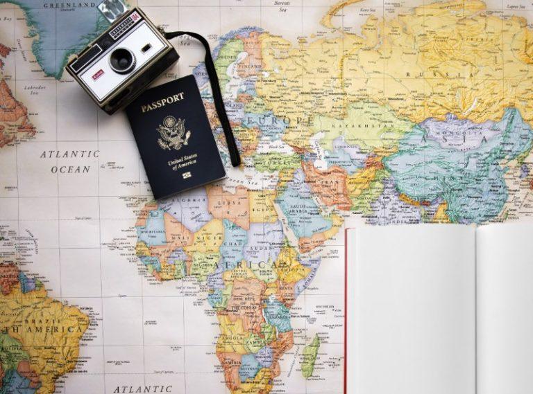 Assicurazione di viaggio per nomadi digitali